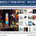 Monthly Trend Report - November. 2014 Edition