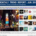 Monthly Trend Report - June. 2016 Edition