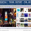 Monthly Trend Report - February. 2019 Edition
