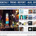 Monthly Trend Report - August. 2018 Edition