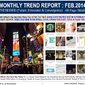 Monthly Trend Report - February. 2014 Edition