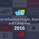 The Most Influential Products, Brands, and People at CES 2016