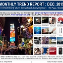 Monthly Trend Report - December. 2015 Edition