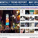 Monthly Trend Report - May. 2014 Edition