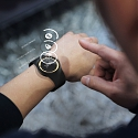 Time at a Glance - Nytec's Axiom Watch