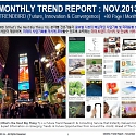 Monthly Trend Report - November. 2013 Edition