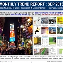 Monthly Trend Report - September. 2015 Edition