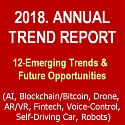 Annual Trend Report - 2018 Edition !