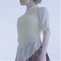 (Video) Real Clothes : Japanese Designers Create 3D Printed AMIMONO Woven Fashion