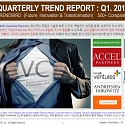 Quarterly Trend Report - Q1. 2018 Edition : Blockchain