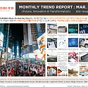 Monthly Trend Report - March. 2021 Edition